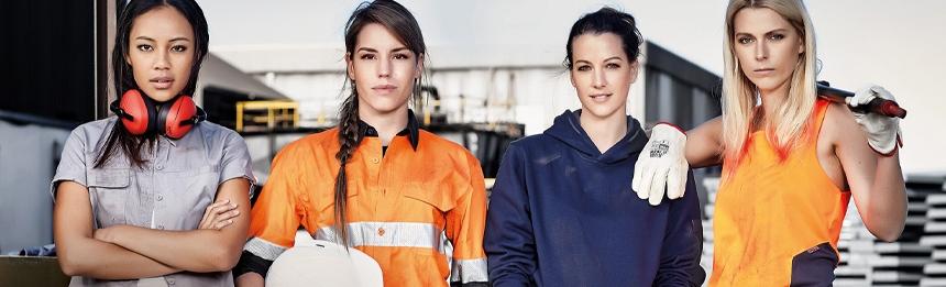 Safety & Hi-Vis Workwear