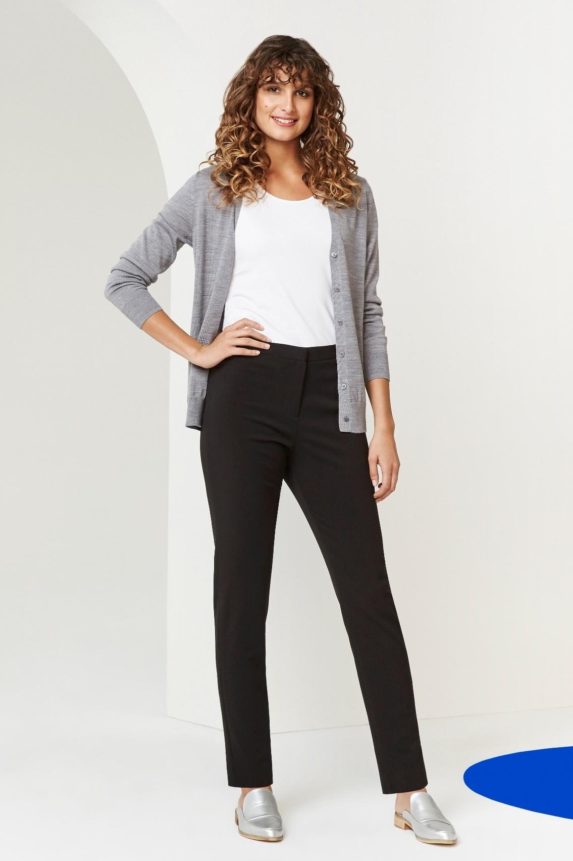 Ladies Remy Slim Leg Pant 4-Way Stretch