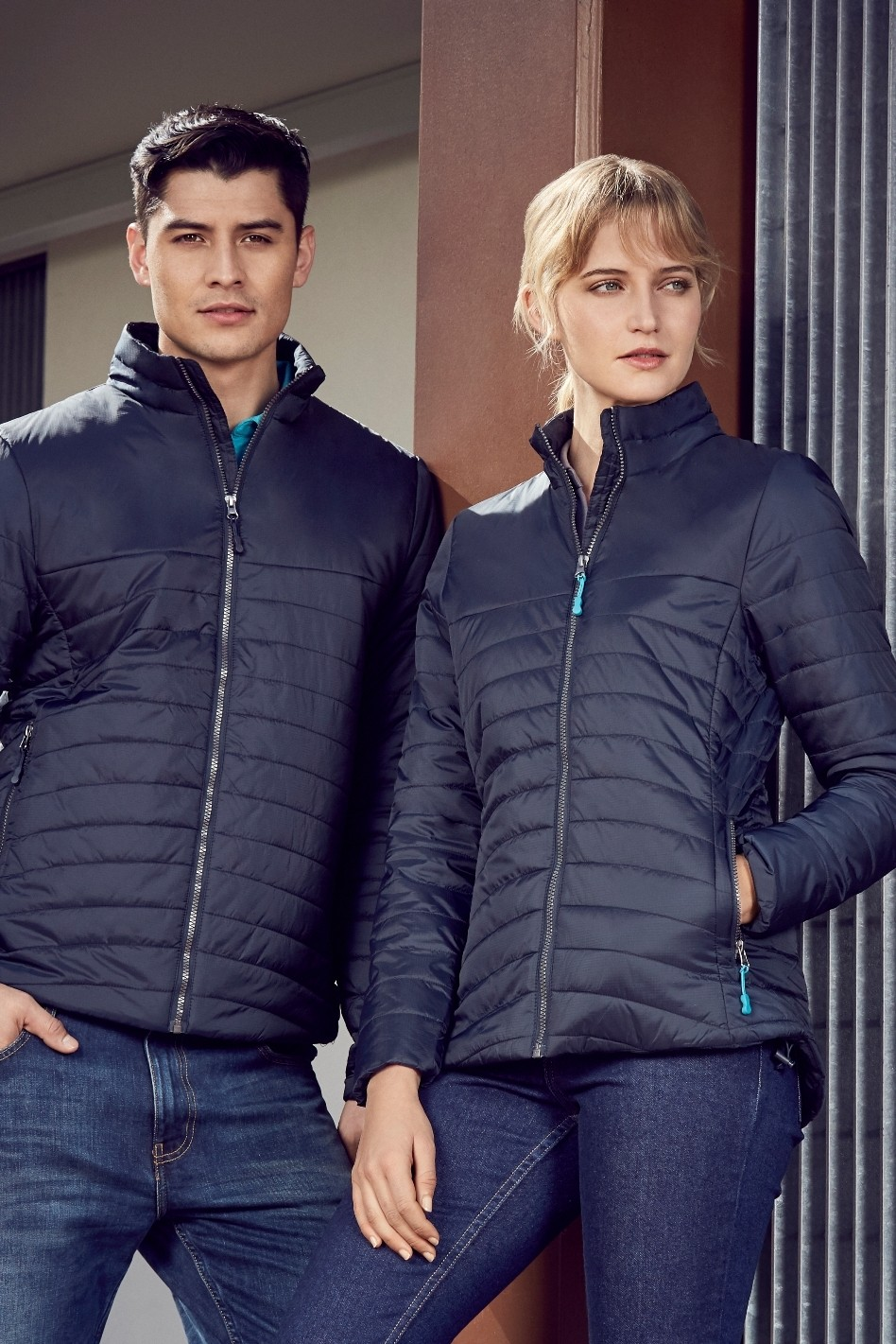 Ladies Expedition Ultra-Light Hi Loft Quilted Jacket