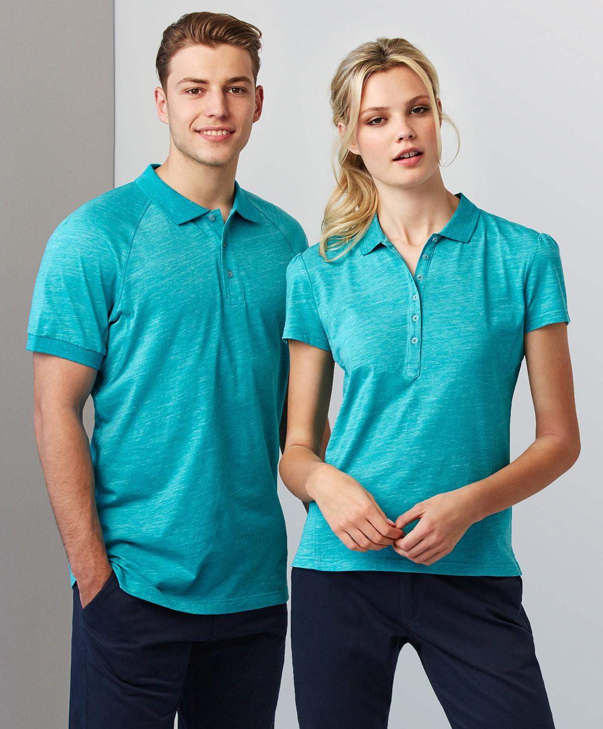 Ladies Coast 100% Cotton Polo Shirt - The Uniform Centre 3b47778d2