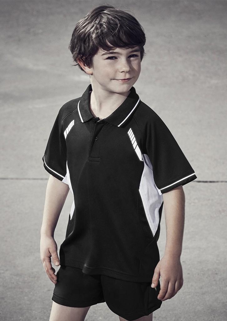 Kids Renegade BIZCOOL Sports Polo Shirt
