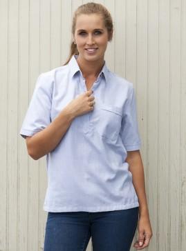 Plain Legend Short Sleeve Shirt - Women