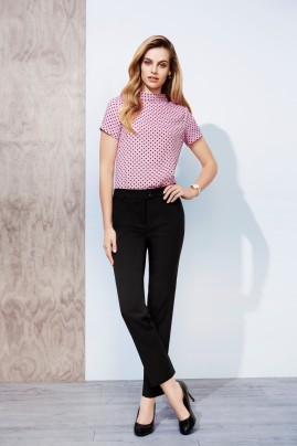 Ladies BIZ Slim Fit Pant - Cool Stretch - BIZ Corporates