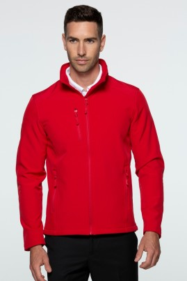 Mens Olympus Softshell Jacket - 8 colourways, 3 layer warmth
