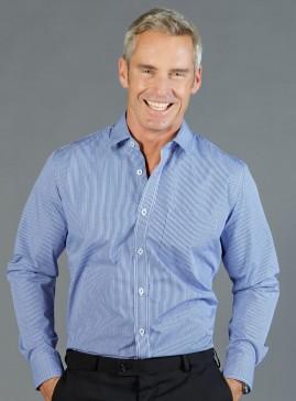 Westgarth Gingham Long Sleeve Shirt - Men