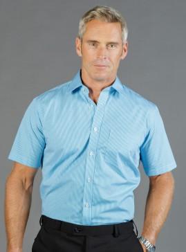Westgarth Gingham Short Sleeve Shirt - Men
