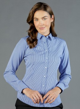 Westgarth Gingham Long Sleeve Shirt - Women