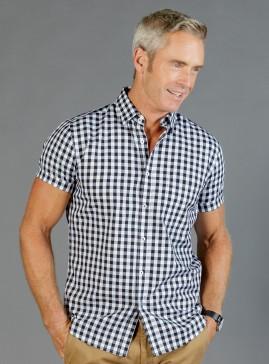 Degraves Royal Oxford Short Sleeve Shirt - Men