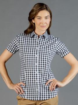 Degraves Royal Oxford Short Sleeve Shirt - Women
