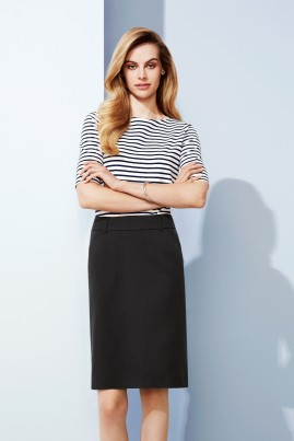 Multi Pleat Skirt - Cool Stretch - BIZ Corporates