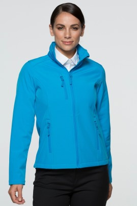 Ladies Olympus Softshell Jacket - 8 colourways, 3 layer warmth