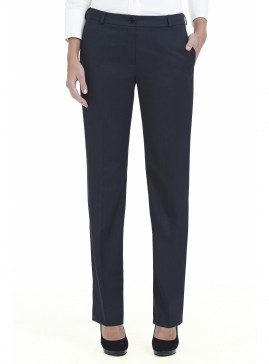 Dark Charcoal Marl Tailored Trouser