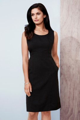Ladies Sleeveless Dress - Cool Stretch - BIZ Corporates