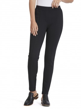 Seamed Ponte Trousers