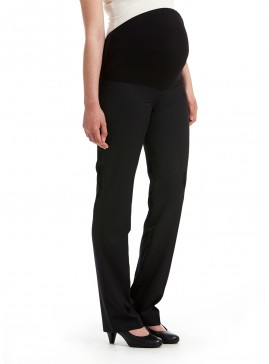 Maternity Bootleg Trouser with Knit Basque