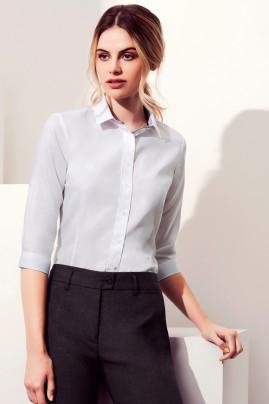 Ladies 3/4 Sleeve Herne Bay Shirt