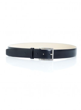 Men's Classic Belt in Polished Leather