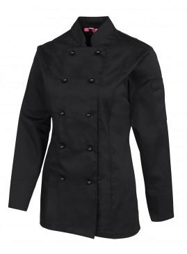 Ladies Long Sleeve Chef Jacket