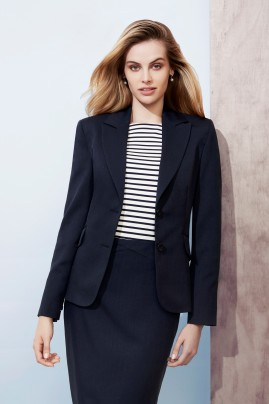 Short - Mid Length Jacket - Cool Stretch BIZ Corporates