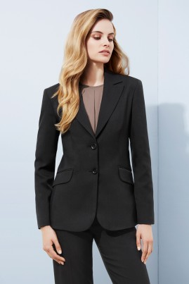 Longerline  Jacket - Cool Stretch BIZ Corporates