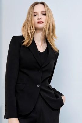 Ladies Mid Length Jacket - Cool Stretch - BIZ Corporates