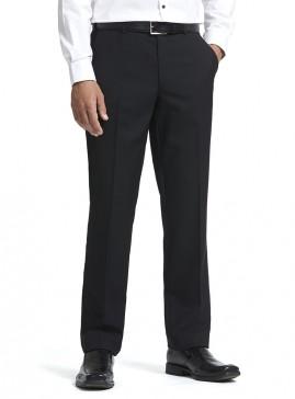 Men's Tailored Plain Front Trouser