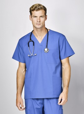 Mens Advatex Unisex Johnson Scrub Top