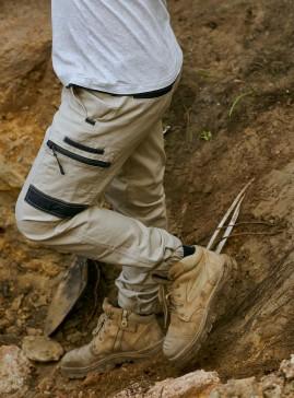 Flx & Move Stretch Cargo Cuffed Pants