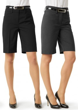 Ladies Classic Above Knee Short
