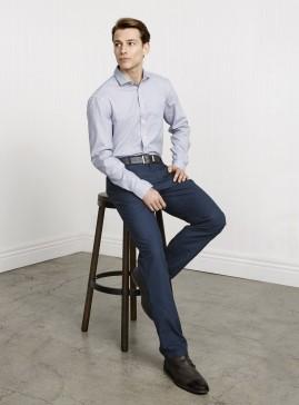 Mens Barlow Jacquard Weave Pant