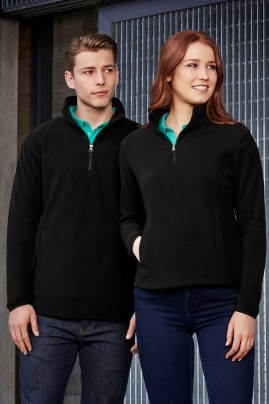 Ladies Trinity Leightweight 1/2 Zip Pullover