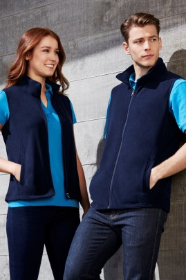 Ladies Trinity Lightweight Micro Fleece Vest
