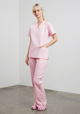 Ladies Medical Scrubs Top - BIZ