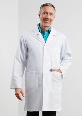 Medical Lightweight Polycotton Labcoat