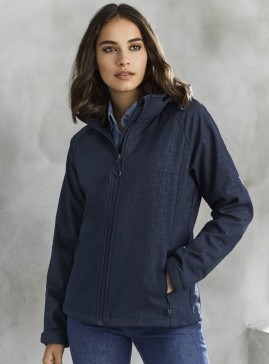Ladies Geo Jacket