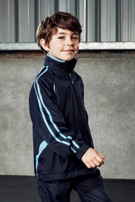 Kids Flash Tracksuit Jacket - J3150B - The Uniform Centre