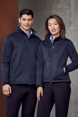 Ladies BIZTECH Soft Shell Jacket