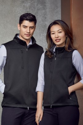 Ladies BIZTECH Soft Shell Vest