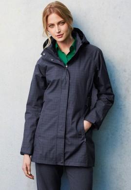 Ladies Quantum BIZ TECH Waterproof Jacket