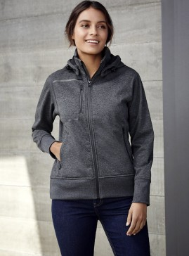 Ladies Oslo BIZ TECH Fleece Jacket