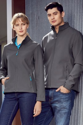 Ladies Apex Economy Priced Lightweight Softshell Jacket