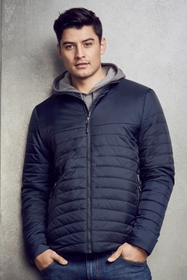 Mens Expedition Ultra-Light Hi Loft Quilted Jacket