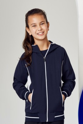 Kids Titan Team Jacket Hooded