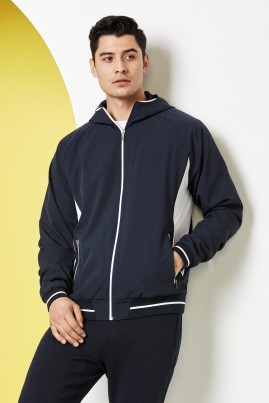 Mens Titan Team Jacket Hooded