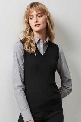 ON SPECIAL - Ladies V Neck Viscose/Nylon Vest