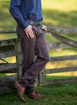 Men's Lightweight Moleskin Jeans