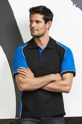 Mens Nitro Polycotton Polo Shirts