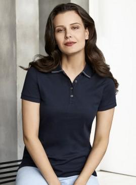 Ladies Aston 100% Cotton Polo