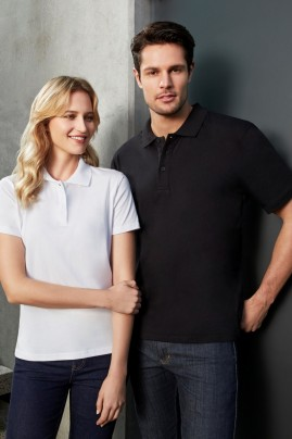 Ladies Ice 100% Cotton Polo