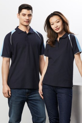 Ladies Triton 50% Cotton BIZCOOL Polo